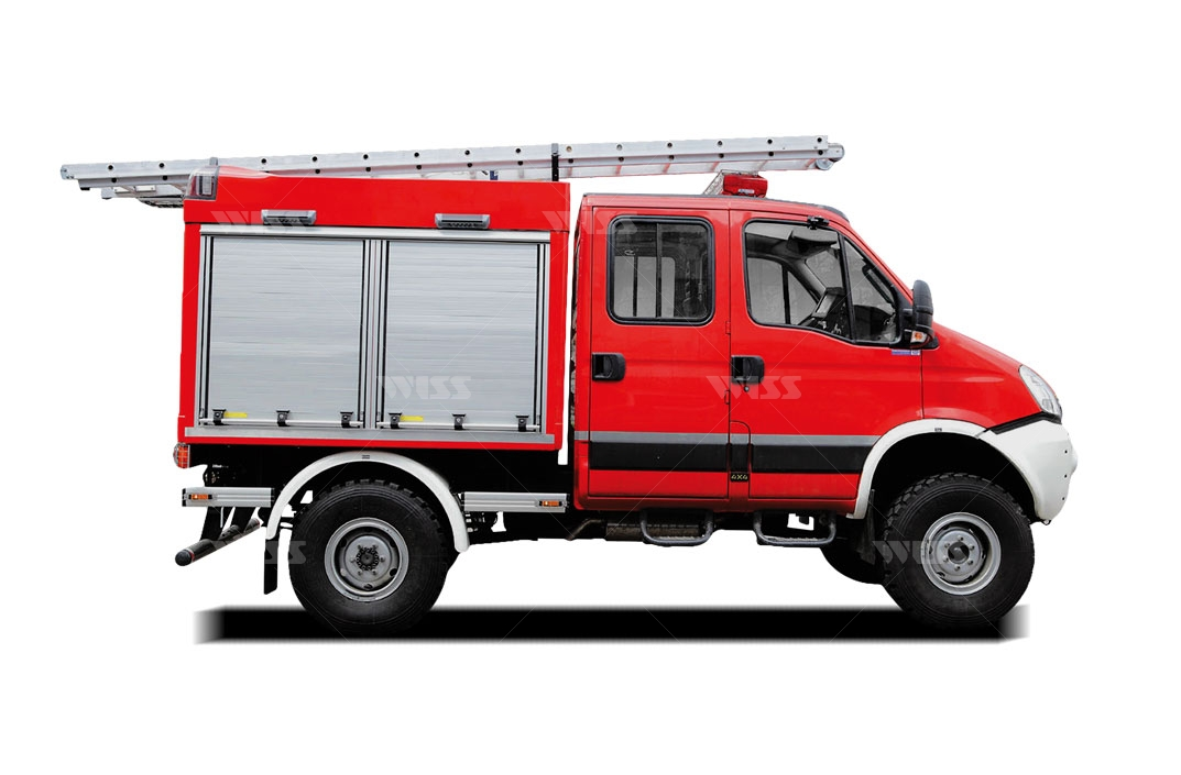 Iveco Daily 55S17W (4x4) - WISS